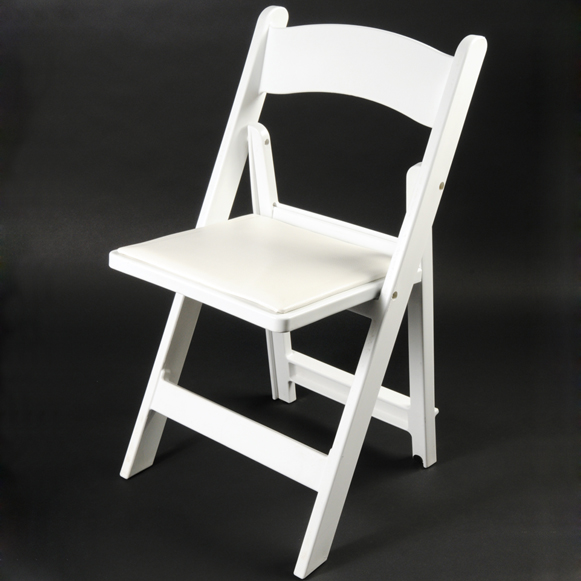 Terrific Resin Chairs White Padded Squirreltailoven Fun Painted Chair Ideas Images Squirreltailovenorg