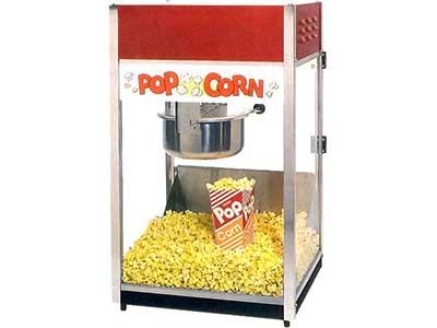 Popcorn Machine Only